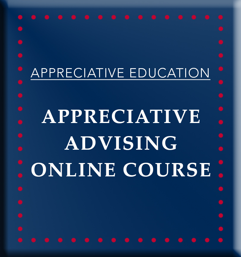 Appreciative Advising Online Course - Spring 2019